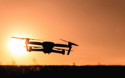 The Benefits of incorporating UAVs in Land Surveying